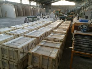 مرمریت کوه سفید صادرات به قزاقستان (2)